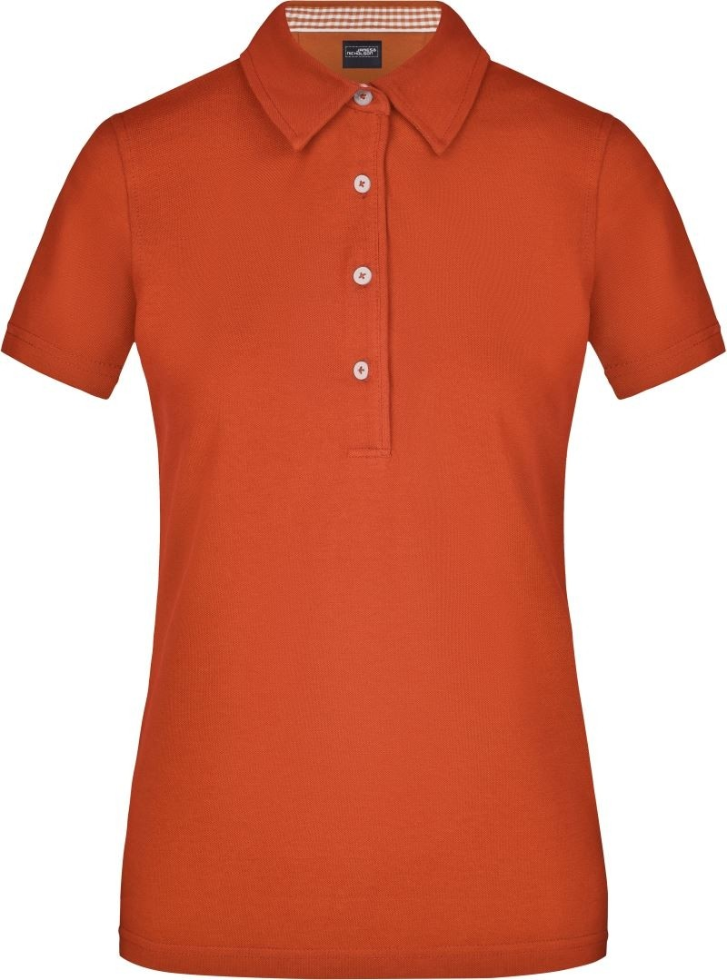 James /& Nicholson Mens Poloshirt Plain Polo Shirt