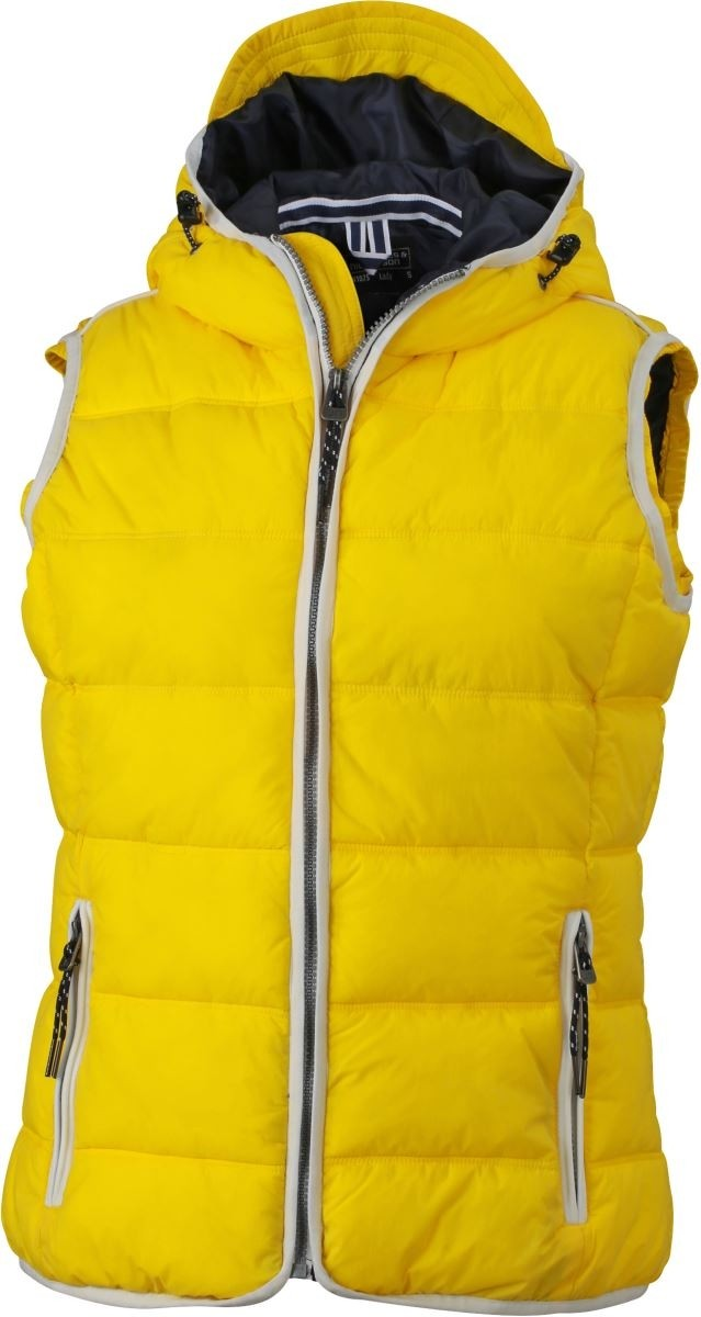 James+Nicholson Damen Bodywarmer Maritim