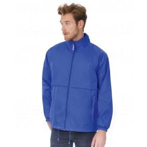B/&C Mens Air Windbreaker waterproof foldaway lined jacket