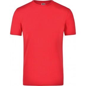 JAMES+NICHOLSON Elastic Stretch T-Shirt langarm NEU