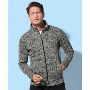 Cotton Classics | Fleece | Stedman | Knit Fleece Jacket Men